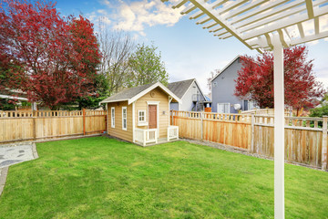 Shed placement tips